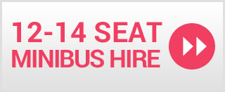 12 14 Seater Minibus Hire Scarborough