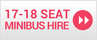 17 18 Seater Minibus Hire Scarborough
